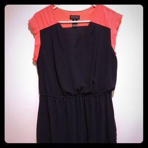 Enfocus 16W color block dress!